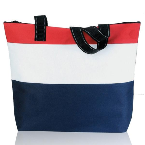 Colorful Beach Tote Bag a632980bd6c0a