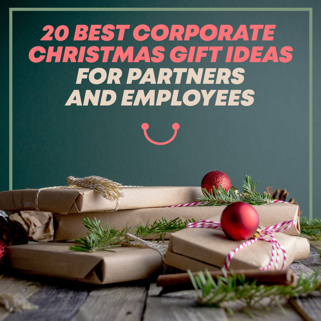 20 Best Corporate Christmas Gift Ideas For Partners And Employees