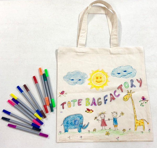 How To Paint On Canvas Tote Bags