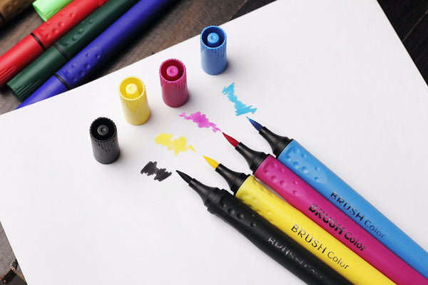 Colorful-Markers