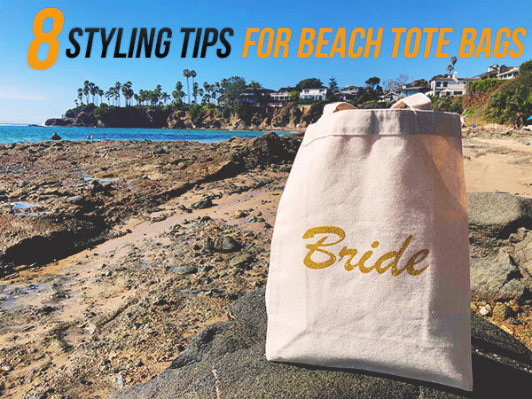 styling ideas for beach tote bags