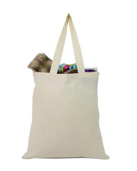 Premium Quality 100% Cotton Reusable Tote Bags - WA100 / WA110
