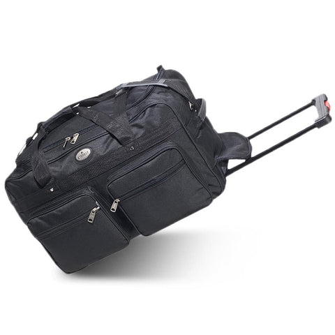 Stylish 22-Inch Wheeled Duffel Affordable