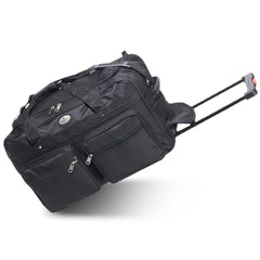 Cheap Black 22-Inch Wheeled Duffel 1 Wholesale