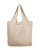 Large 100% Soft Cotton Stow-N-Go Tote Bag - TB130