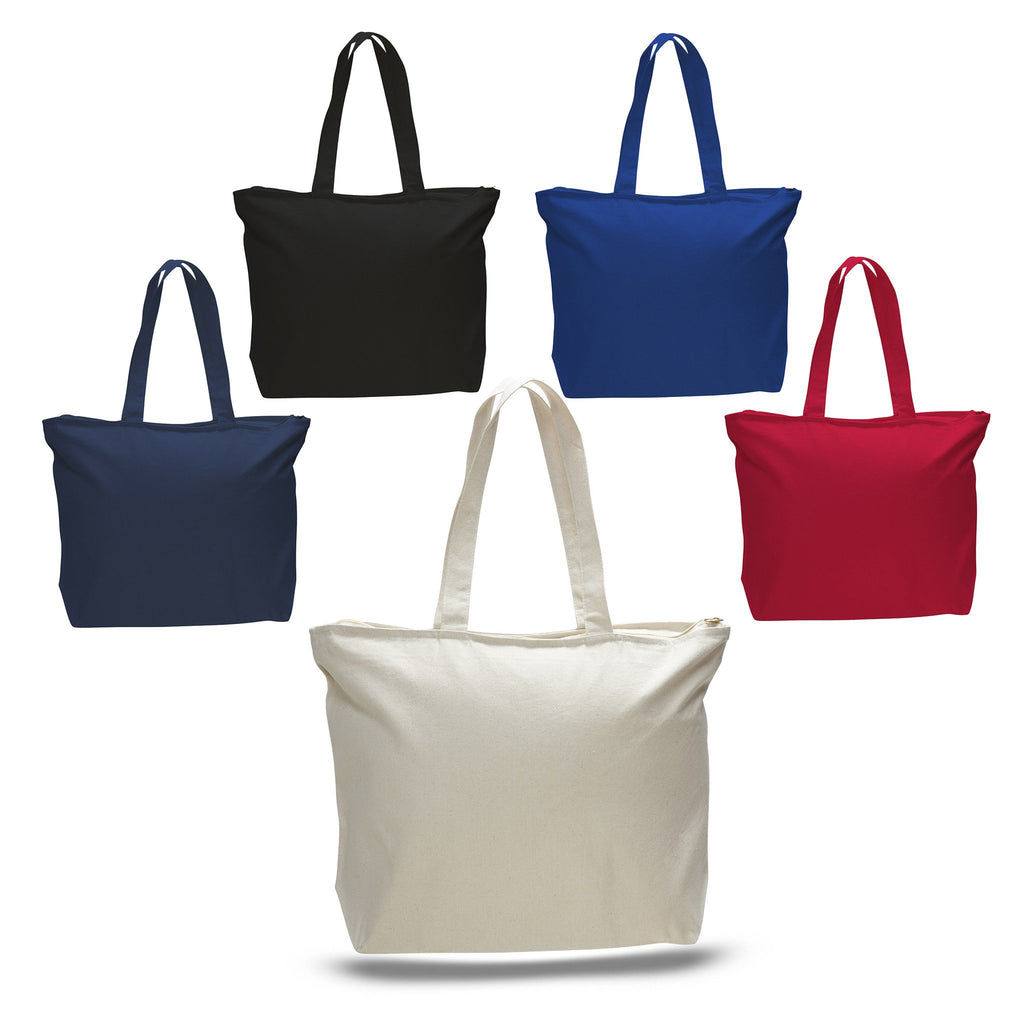 Small Canvas Zipper Bags Multi-purpose Tool Pouch Tote Bags Storage FI Home, Furniture & DIY