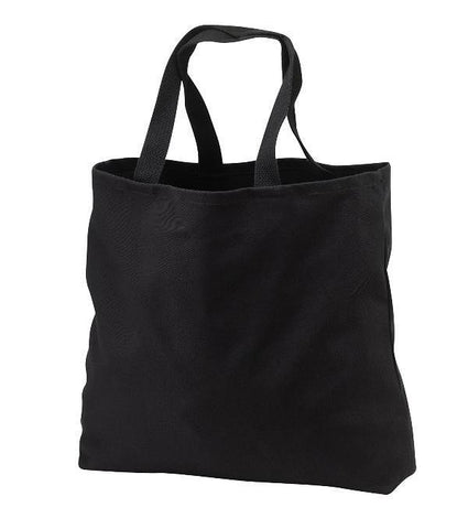 72 ct Heavy Cotton Denim Convention Tote Bag - By Case