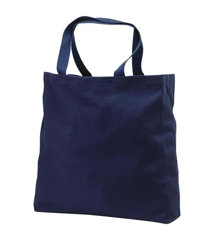 Heavy Cotton Denim Convention Tote Bag - TF270 (CLOSEOUT)