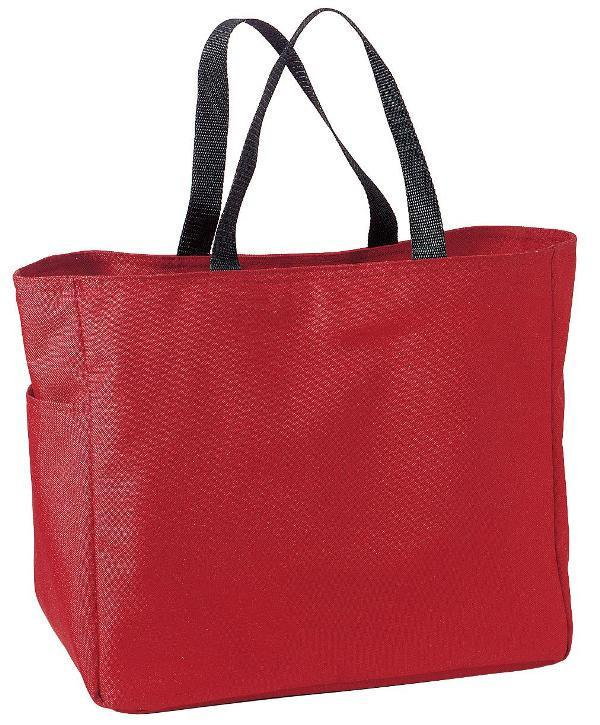 c02bacae1276 Polyester Improved Essential Tote Bags Wholesale