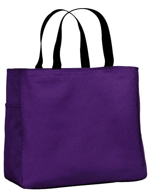 Famous Polyester Improved Essential Tote Bags Wholesale MD07
