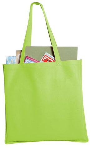 Double-stitched Polypropylene Tote Bag