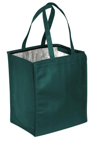Insulated Polypropylene Grocery Tote Bag