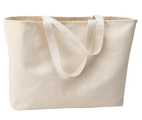 Oversized Jumbo 100% Twill Cotton Tote Bag - TF290