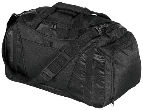 600 Denier Polyeste Improved Two-Tone Small Duffel
