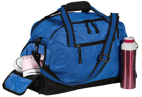 D-shaped Honeycomb Duffel Bags