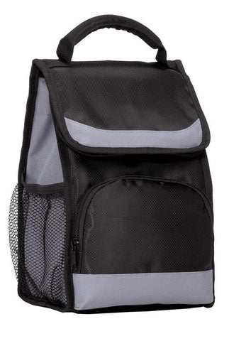 Insulated Flap Lunch Cooler Bag (CLOSEOUT)
