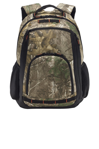 Camo Xtreme Backpack with Side Pockets and Laptop Pouch