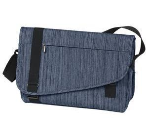 Denim-like Look Crossbody Messenger Bags