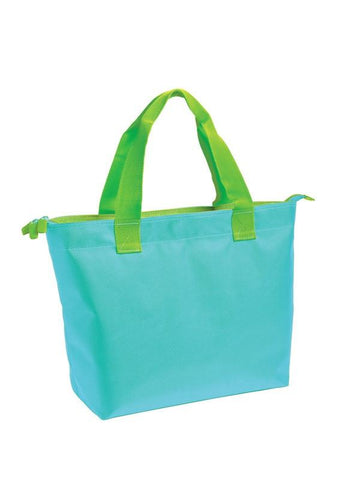 Splash Zippered Tote. BG400 (CLOSEOUT)