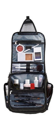 Multi-pocket Hanging Toiletry Kit. Cosmetic Bag