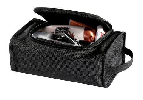 Durable Toiletry Kit with Web handle