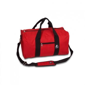 Cheap Red Basic Gear Bag Wholesale ... 79e43d15273d