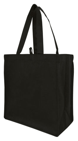 300 ct Affordable Small Tote Bags with Full Gusset - By Case