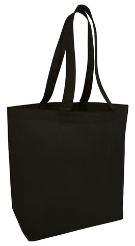 Economical Promotional Large Tote Bags with Bottom Gusset - GN25
