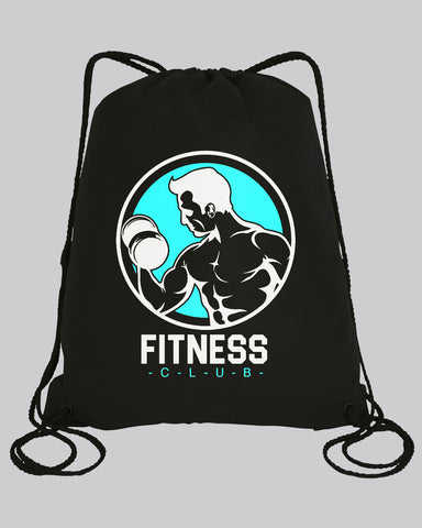Large Custom Drawstring Backpack Promotional Tote Bags - Customize Tote Bags