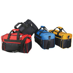 "Discounted 17"" Small Polyester Duffle Bag"