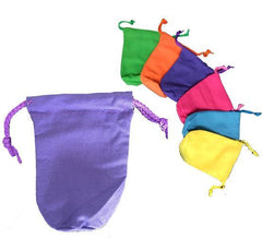 wholesale cotton drawstring pouch thumbnail