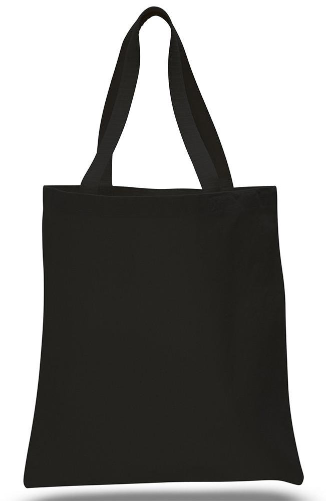 f4ed5fde801b ... Cheap Canvas Tote Bags Black ...