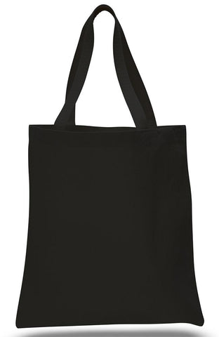 High Quality Promotional 100% Canvas Tote Bags - TB380