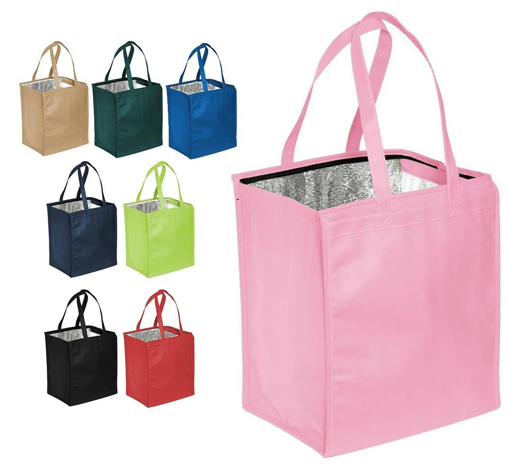 Insulated Polypropylene Grocery Tote Bag bb1c88ca6761