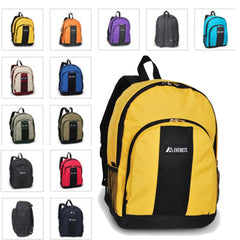 Cheap School Backpacks Front side pocket