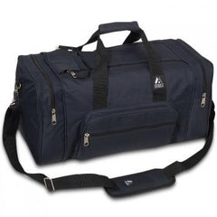 Wholesale Navy Classic Gear Bag - Small Cheap