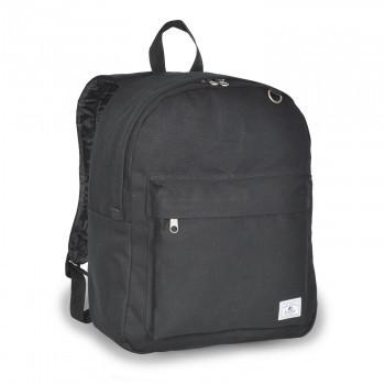 ... Wholesale Black Classic Laptop Canvas Backpack Cheap ... 8198f4814d57