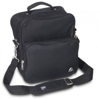 Classic Utility Bag W/Front Zippered Pocket