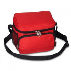 Wholesale Red Cooler / Lunch Bag Cheap