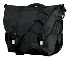 Ballistic Poly Messenger Bag