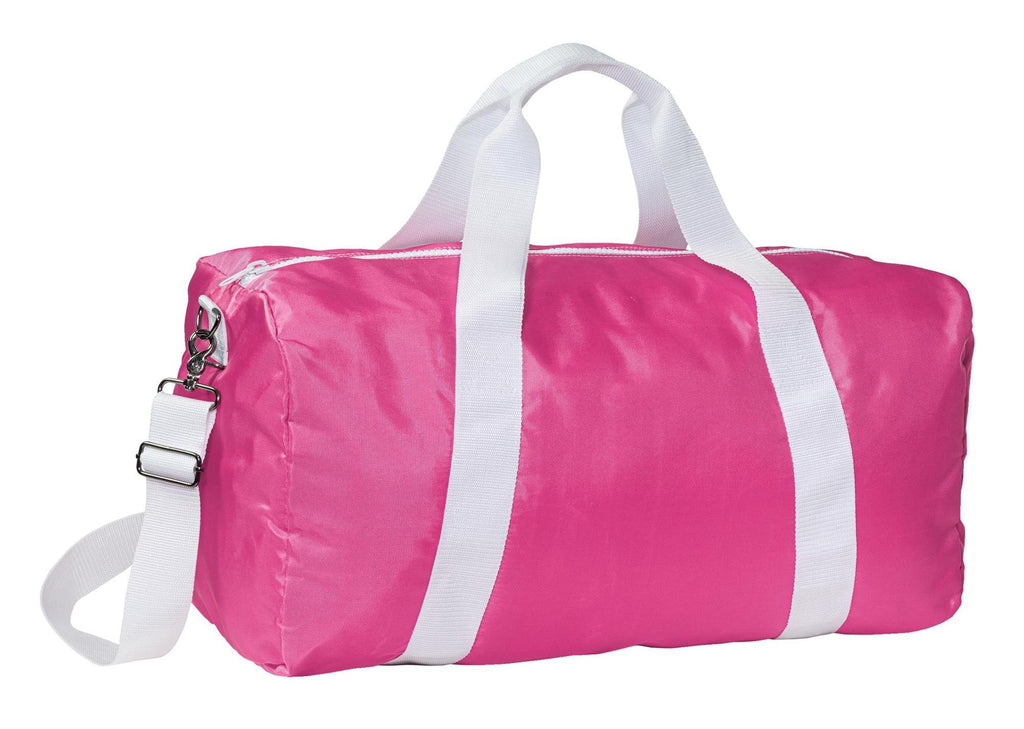 a568c1fcbc Large Size Overnighter Poly Duffel Sports Bag (On Sale)
