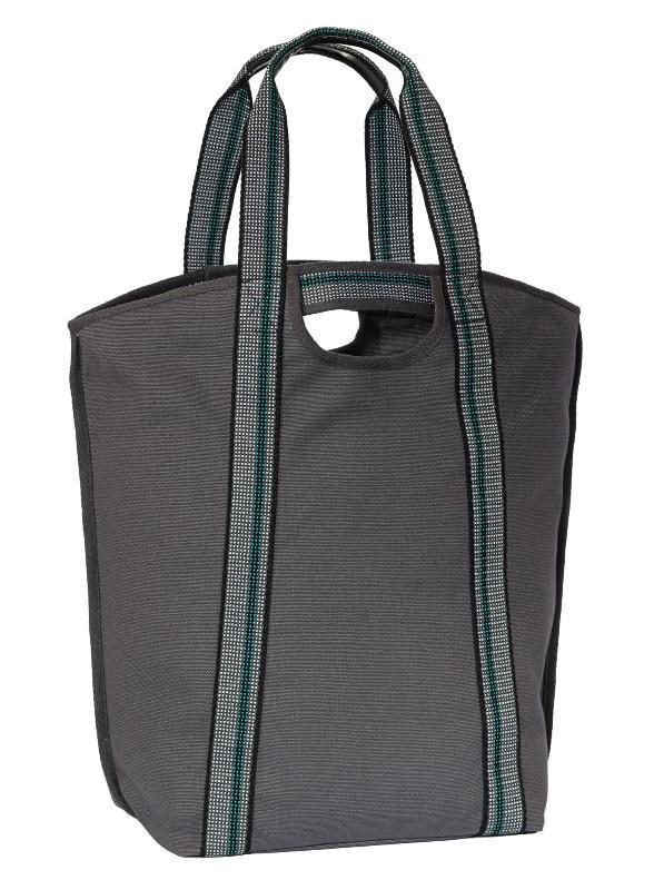 111c27f0c4776e Carryall Cotton Canvas Tote Bag with Cell Phone Pockets (CLOSEOUT)