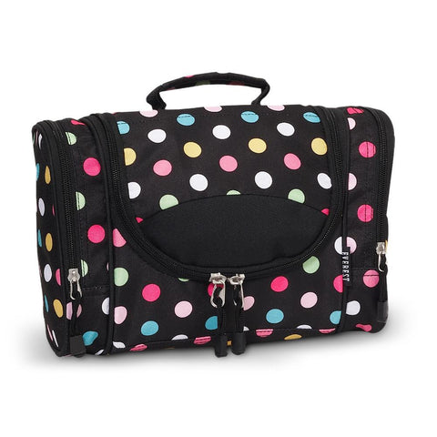 Polka Dot Deluxe Toiletry Bag