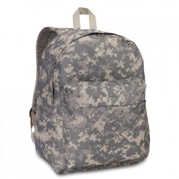 Stylish Digital Camo Backpack Affordable