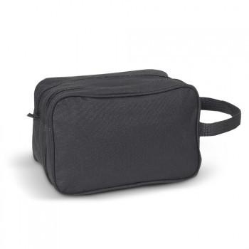 932d8e47418b ... Wholesale Black Dual Compartment Toiletry Bag Back Cheap ...