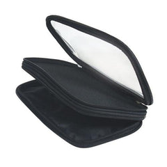 Economical Travel Pouch with Two Compartments