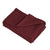 Cheap hand Towel Maroon