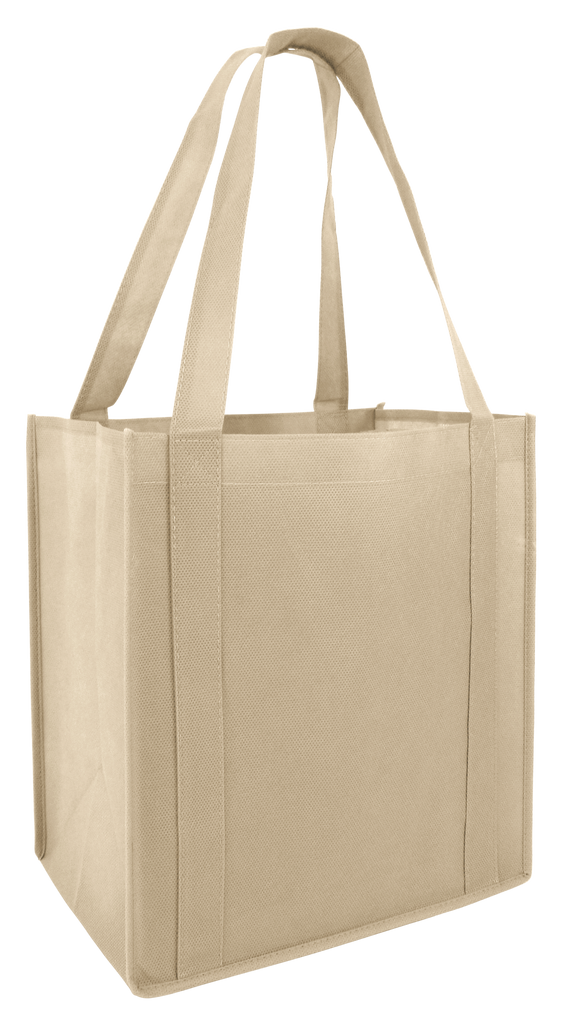 9c74c9b9f1f6 Reusable Grocery Bag / Shopping Tote with PL Bottom - GN45