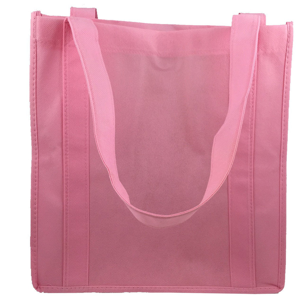 a494259fce4 ... Cheap Grocery Shopping Tote Bag with PL Bottom front ...