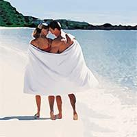 Large beach towels cheap